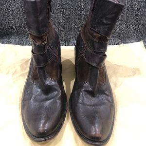 Vero Cuoio Brown Boots